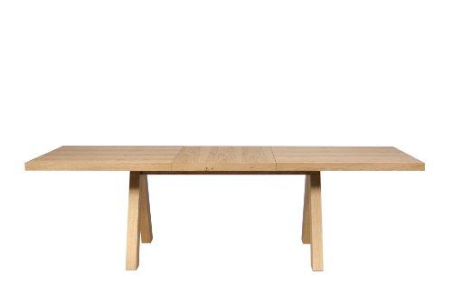 temahome tela esstisch ausziehbar eiche 200 270 x 100 cm ausziehbare esstische ratgeber. Black Bedroom Furniture Sets. Home Design Ideas