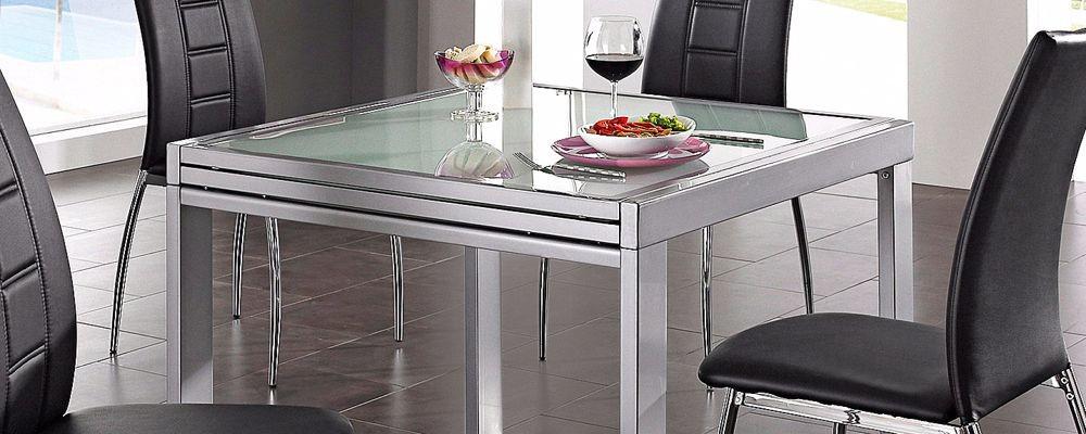 Design Tisch Glas In Der Mitte Heimdesign