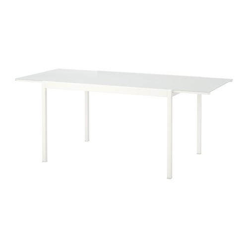 Glastisch rund ikea  Ikea Glastisch GLIVARP ausziehbar – 125/188 cm x 85 cm | Ausziehbare ...