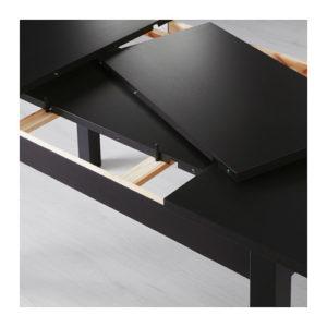 Ikea Esstisch Bjursta 140 X 84 Cm Ausziehbar Ausziehbare