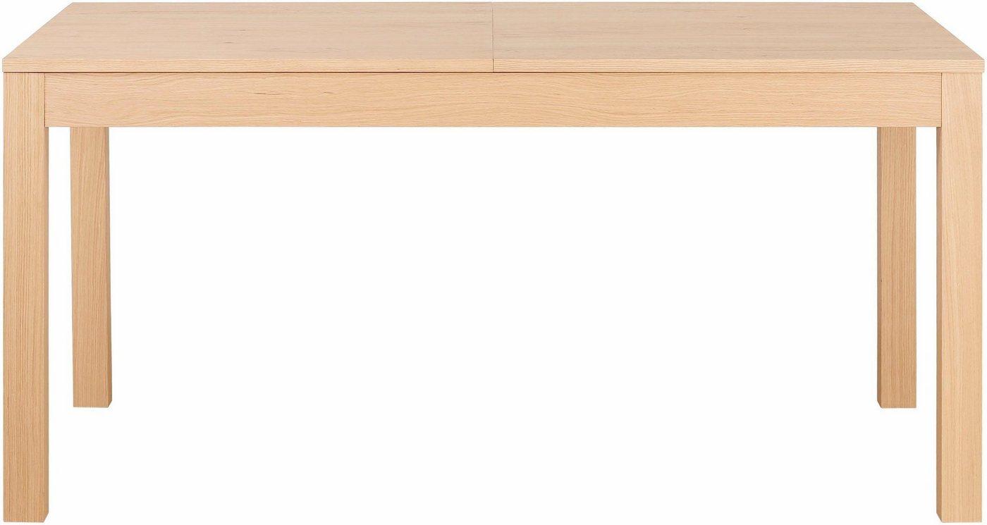 ausziehbarer Esstisch für 8 Personen 160-240 x 90 cm
